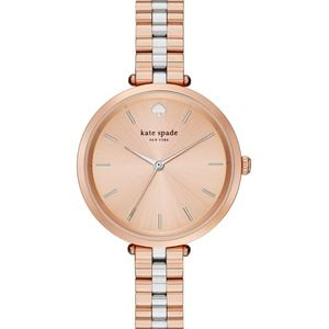 Kate Spade Holland Two-Tone Stainless Steel Watch